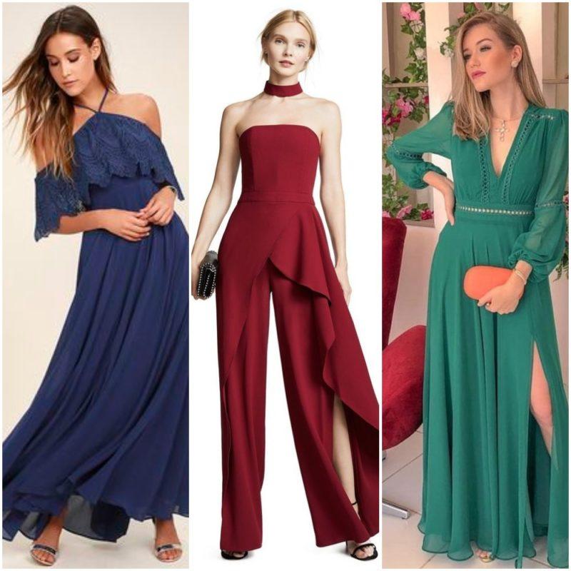 Outfits codigo de vestimenta semi formal