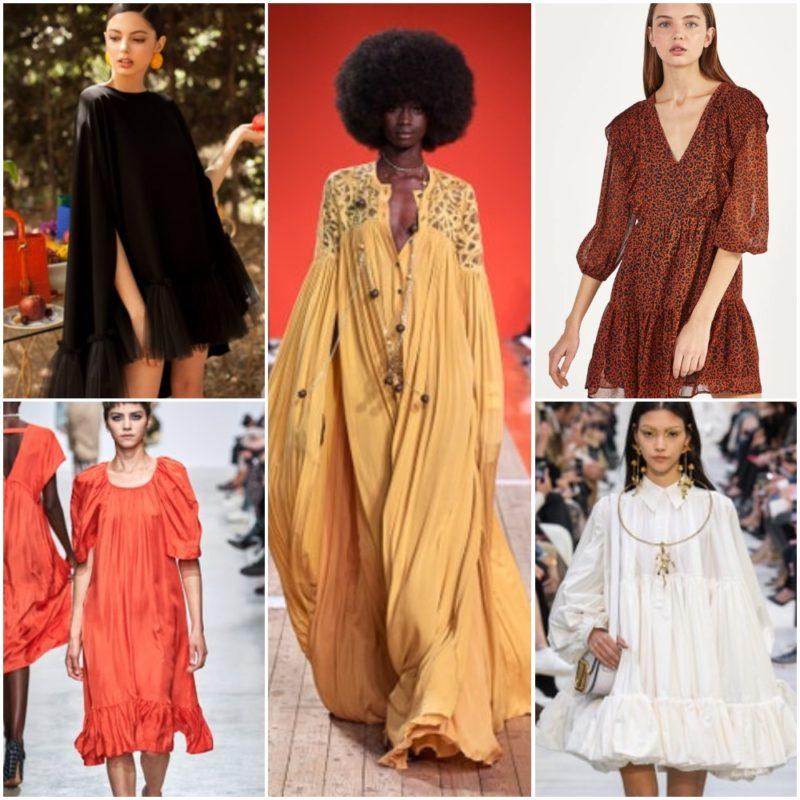 Vestidos sueltos y amplios Ropa Moda noche fiesta 2021