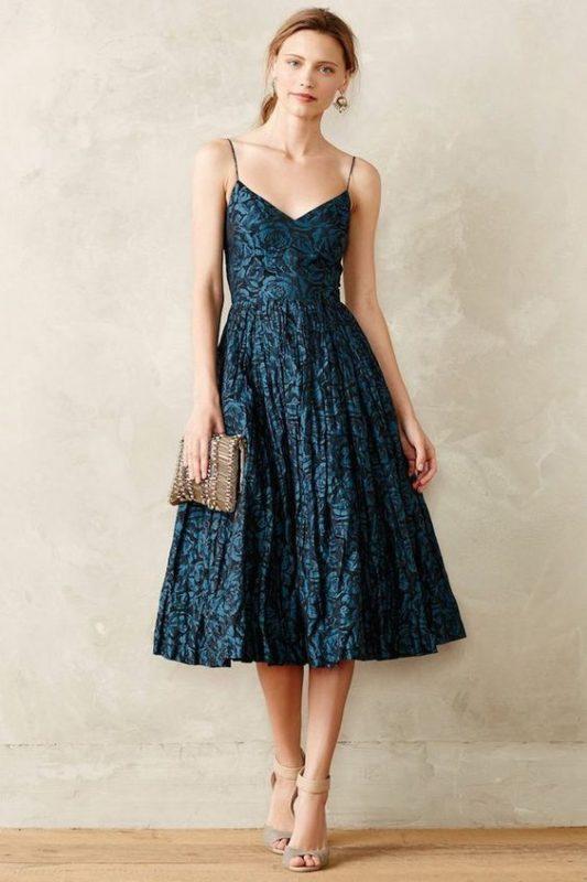 vestido de etiqueta opcional