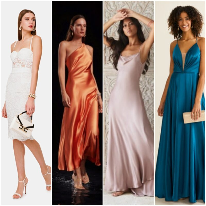 Vestidos lenceras verano 2021