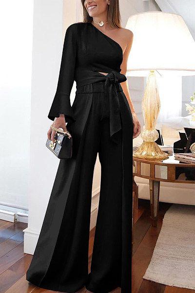 Outfits De Mujer En Pantalones Para Noche 2021 Qnoche
