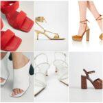 zapatos y sandalias para look noche 2021