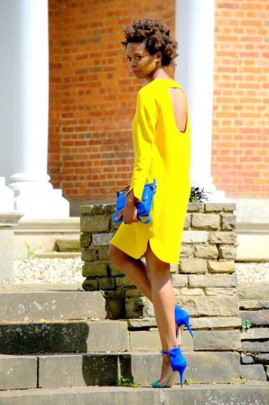 combinar el amarillo con el azul francia