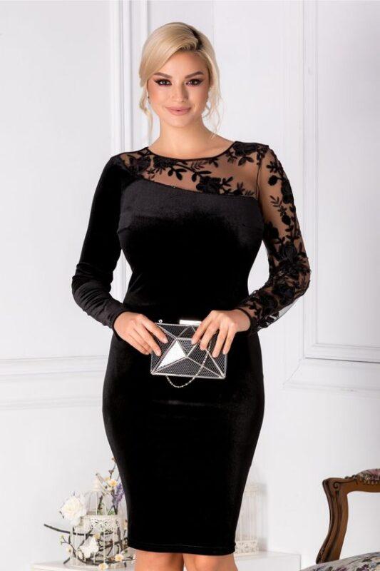 vestudo de terciopelo para un llook elegante formal