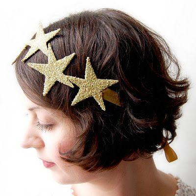 estrellas con glitters