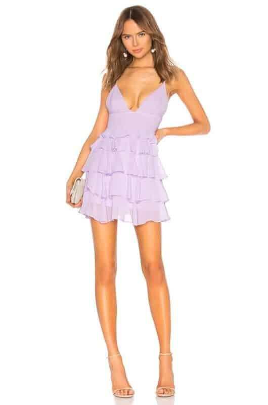 mini vestido convolado