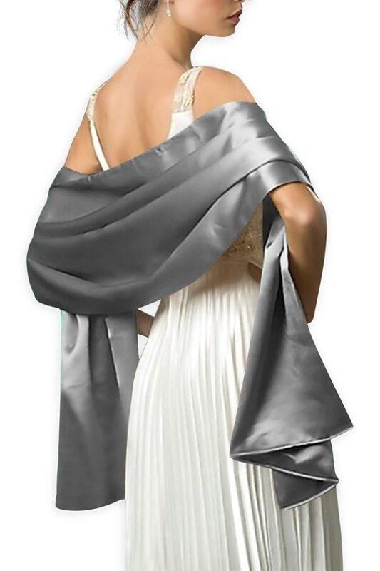 chalinas para vestidos de fiesta