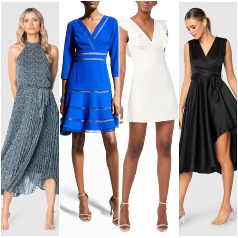 Vestidos para coctel de moda